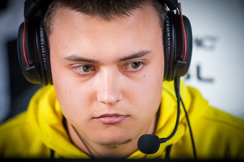 NaVi's Seized at the ESL Proleague Group Stage