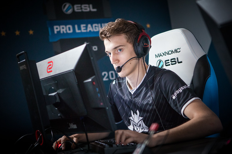 G2 Bodyy at the ESL Proleague Group Stage