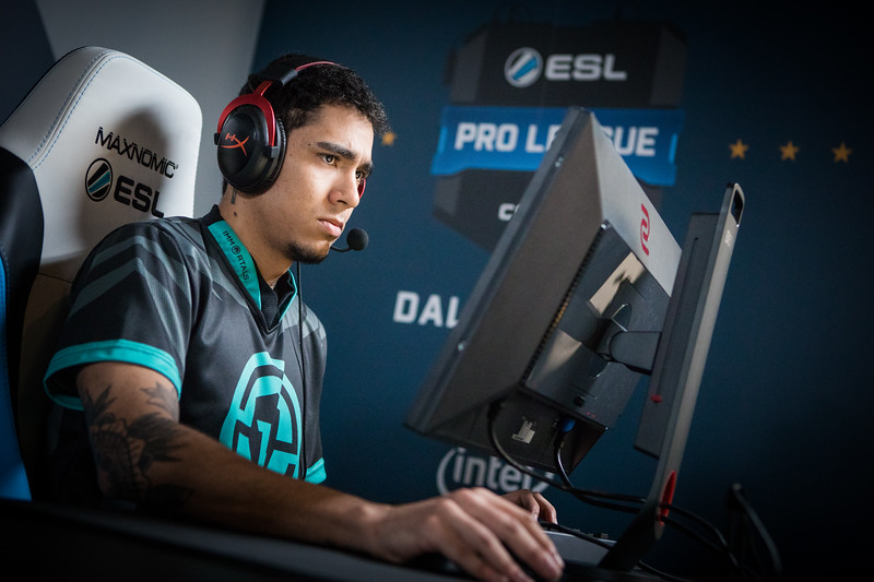 Immortals Lucas1 at the ESL Proleague Group Stage