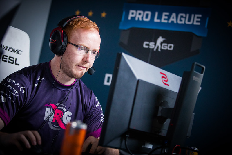 NRG's lilman at the ESL Proleague Group Stage