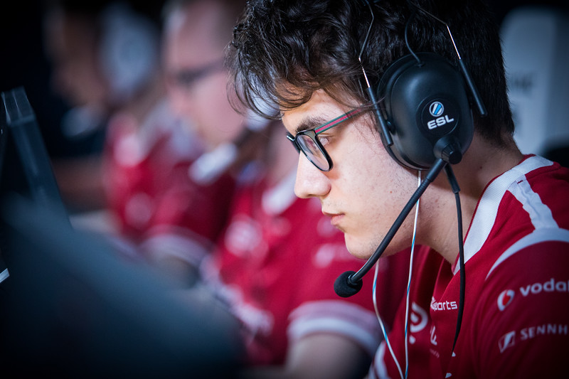 Mousesports Lowel at the ESL Proleague Group Stage