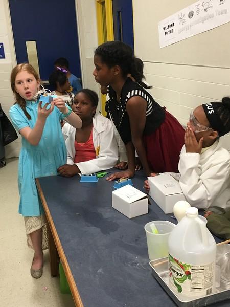 STEM Fair - NEED's Science of Energy Kit