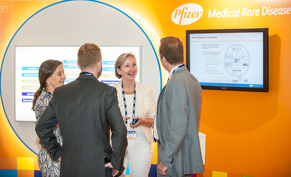 Pfizer at ESPE 2016