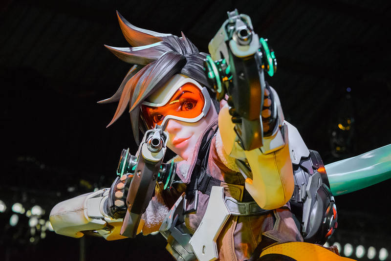 Overwatch World Cup 2017 — Los Angeles