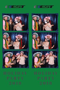 EST Inc Holiday Party 2018