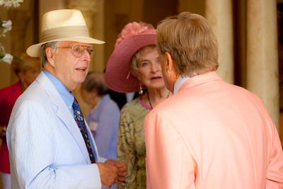 Robert Richardson, Mary Anne RIchardson, Bill Sandbach
