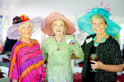 Gay Adelstein, Mary Anne Richardson, Susan Oeswein