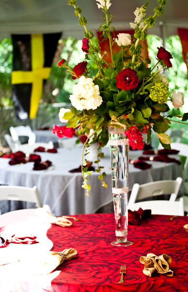 Floral Decor by, David Williams of Magnolia Floral Service
