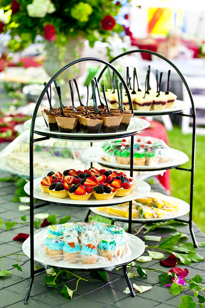 Food by Julep's Catering