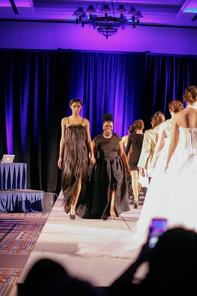 ETAMIB Couture -  Made In Virginia Fashion Show