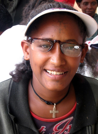 ETHIOPIA EXPERIENCE - ASSISTING WOMEN AT THE TRAMPLED ROSE -Photographs by Karen Gale