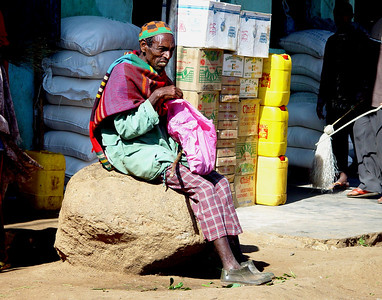 DOWN AND OUT IN HARAR - ETHIOPIA