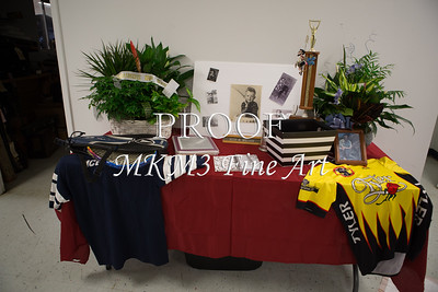 Keith McElvain's memorial at American Band Instrument Service held on Sunday February 16, 2020.