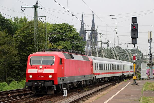 Köln Messe/Deutz