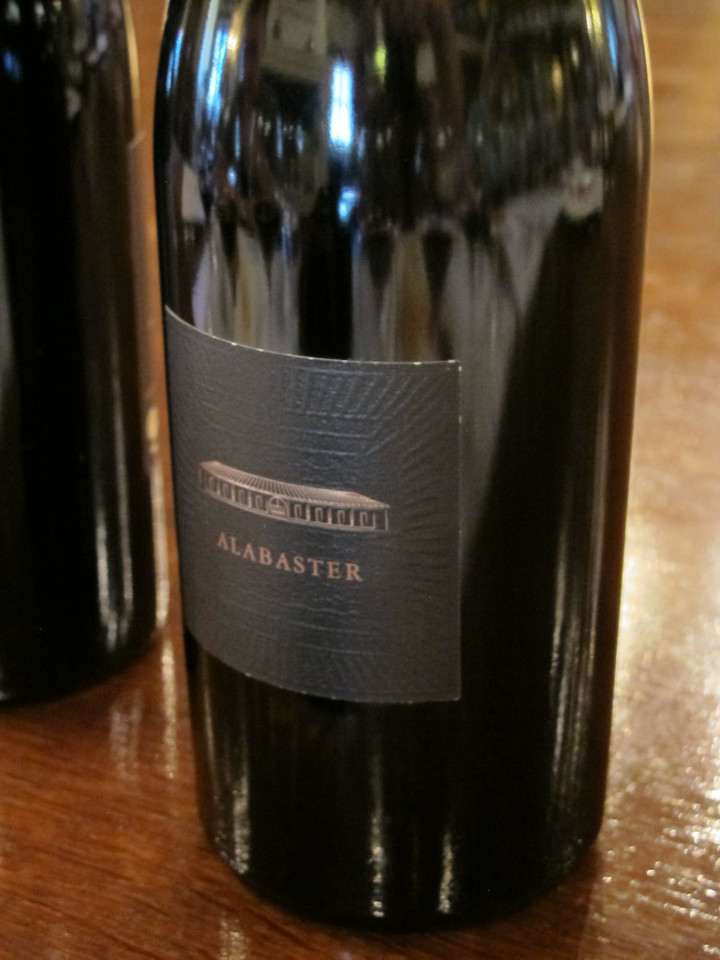 Alabaster is also 100% Tinta de Toro from Zamora, Spain.