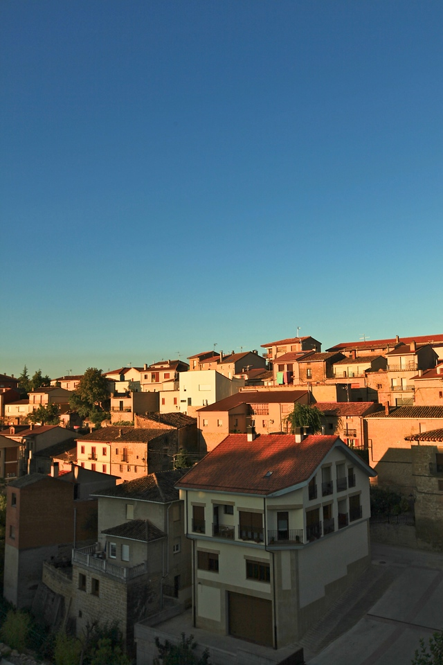 The town is located in the Rioja Alavesa area and was established in 1661,