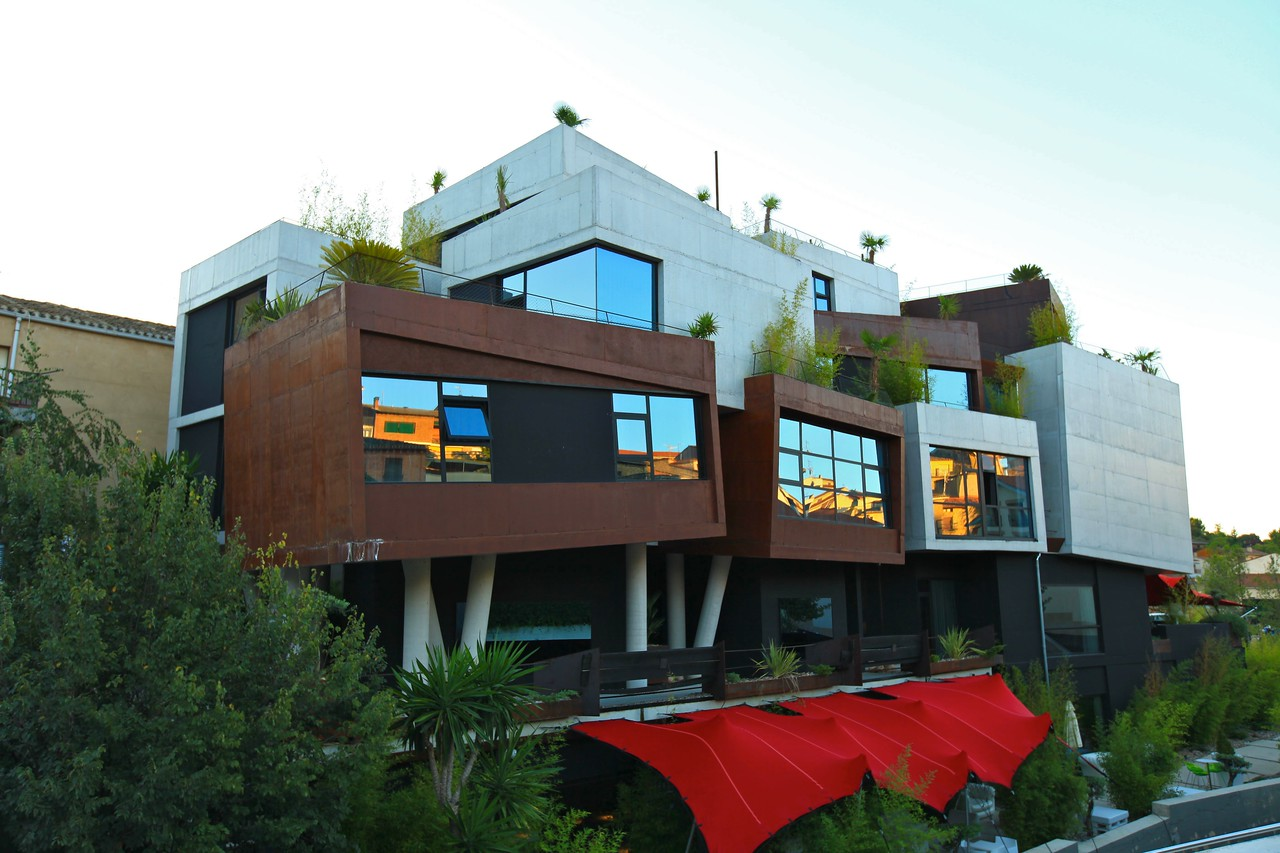 """Hotel Viura was on the 2011 Conde Naste """"Hot List"""" of new hotels."""