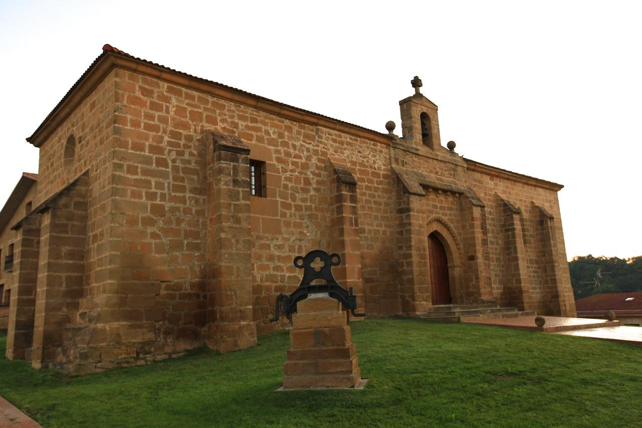 Chapel of San Torcuato and Santa Maria