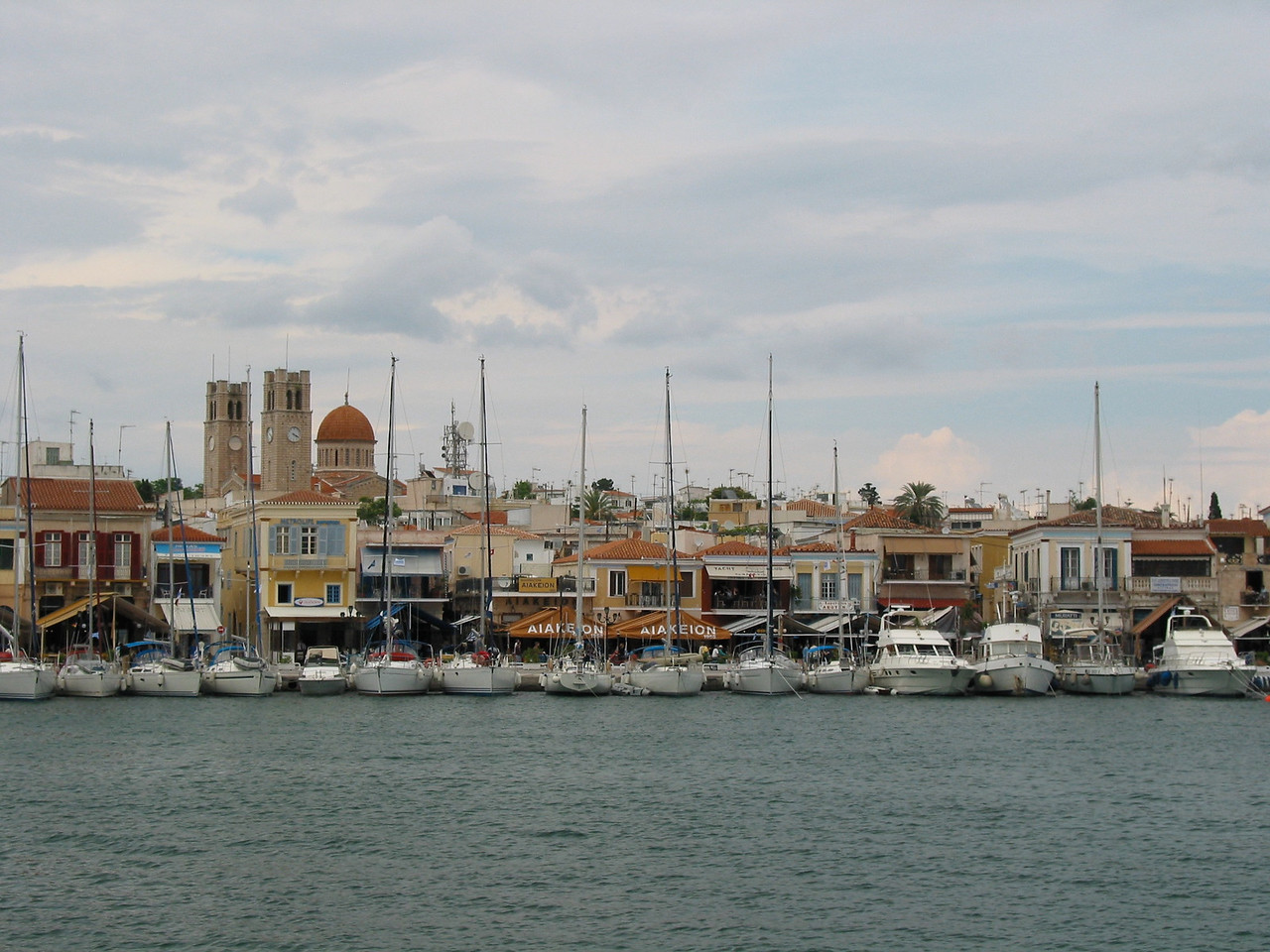 The capital is the town of Aegina, situated at the northwestern end of the island. Due to its proximity to Athens, it is a popular vacation place during the summer months, with quite a few Athenians owning second houses on the island.