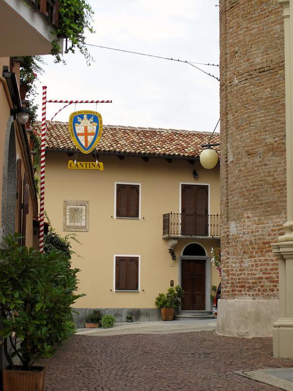 Barabaresco is an idyllic Italian village with around 700 residents.