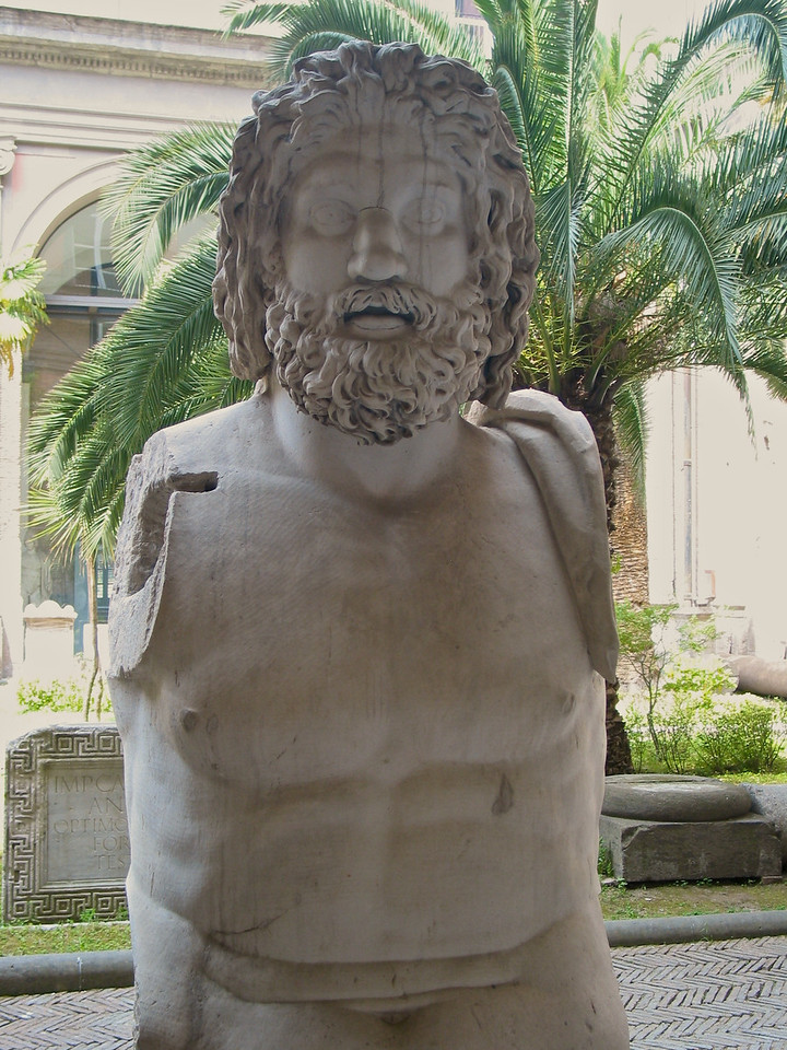 The Naples National Archaeological Museum is one of the city's main museums, with one of the most extensive collections of artifacts of the Roman Empire in the world.[80] It also houses many of the antiques unearthed at Pompeii and Herculaneum, as well as some artifacts from the Greek and Renaissance periods.[