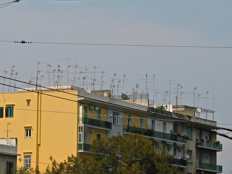 Naples isn't a big place for cable television.