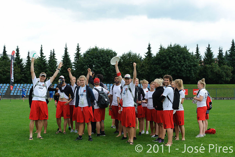 EUC2011, Maribor Slovenia, Opening Ceremony.<br /> PhotoID : 2011-07-30-0078