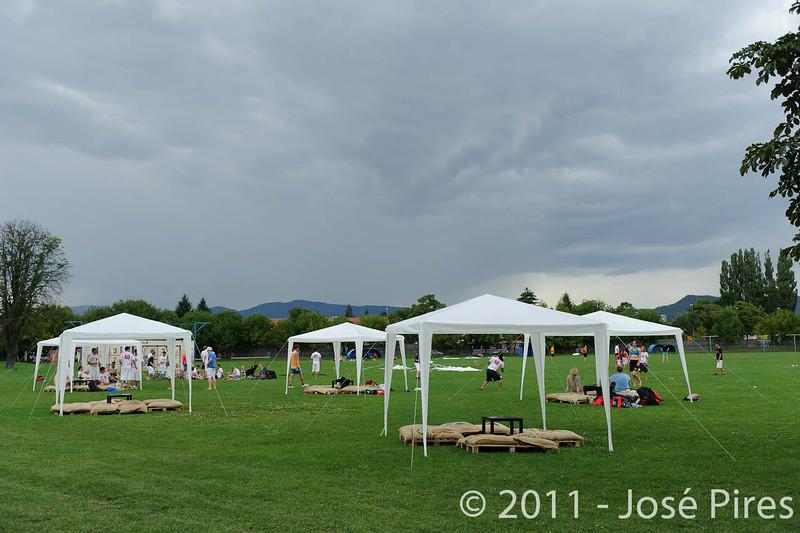 EUC2011, Maribor Slovenia.<br /> PhotoID : 2011-07-30-0038