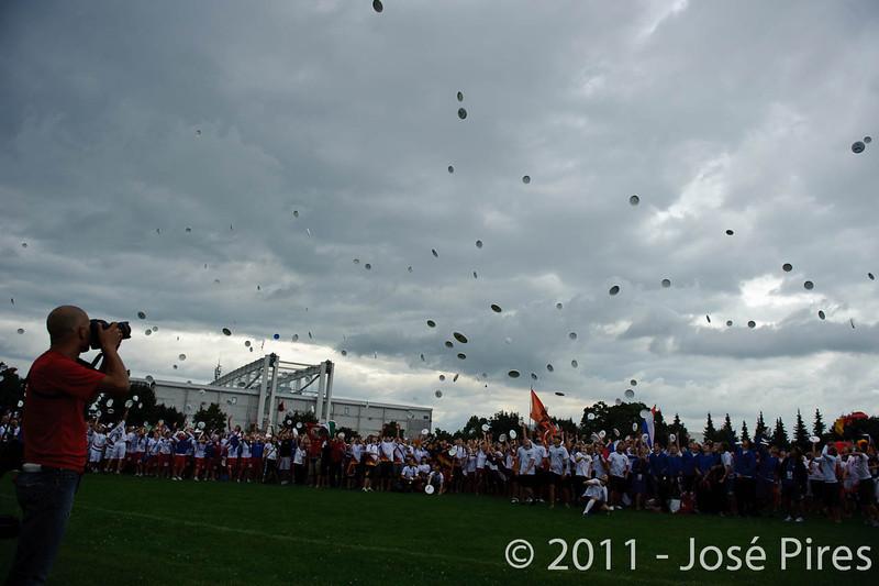 EUC2011, Maribor Slovenia, Opening Ceremony.<br /> PhotoID : 2011-07-30-0158