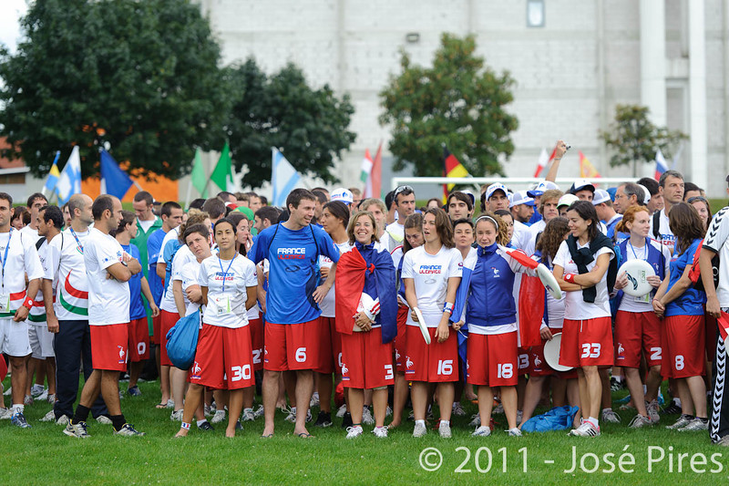 EUC2011, Maribor Slovenia, Opening Ceremony.<br /> PhotoID : 2011-07-30-0091