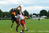 EUC2011, Maribor Slovenia.<br /> France vs Germany. 3rd Place. Master Division<br /> PhotoId :2011-08-04-0537