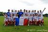 EUC2011, Maribor Slovenia.<br /> France vs Germany. 3rd Place. Master Division<br /> PhotoId :2011-08-04-0716