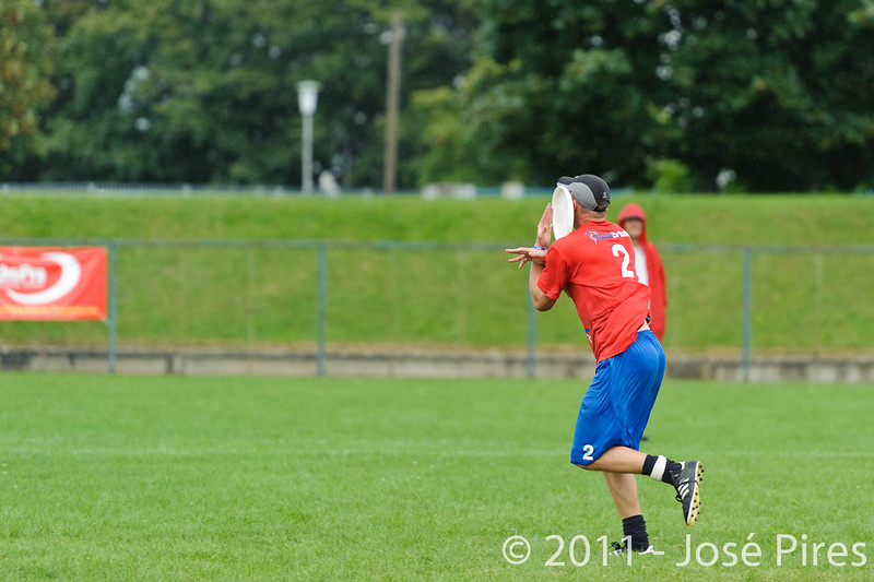 EUC2011, Maribor Slovenia.<br /> Great Britain vs Finland. Final. Master Division<br /> PhotoId :2011-08-04-0947