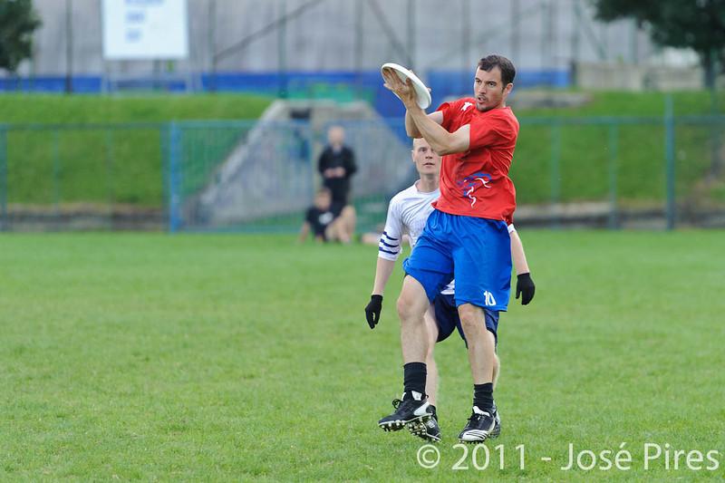 EUC2011, Maribor Slovenia.<br /> Great Britain vs Finland. Final. Master Division<br /> PhotoId :2011-08-04-0801