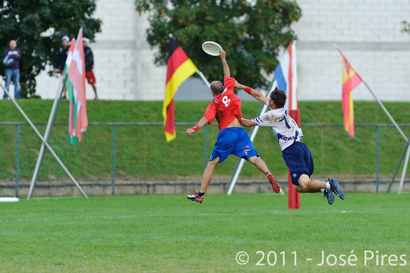 EUC2011, Maribor Slovenia.<br /> Great Britain vs Finland. Final. Master Division<br /> PhotoId :2011-08-04-0809