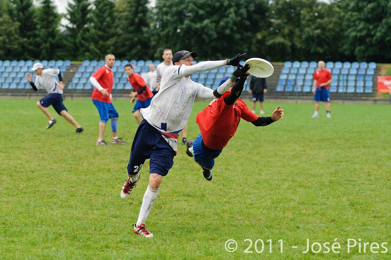 EUC2011, Maribor Slovenia.<br /> Great Britain vs Finland. Final. Master Division<br /> PhotoId :2011-08-04-0988