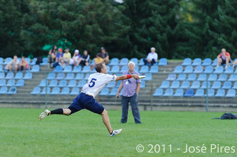 EUC2011, Maribor Slovenia.<br /> Great Britain vs Finland. Final. Master Division<br /> PhotoId :2011-08-04-0837