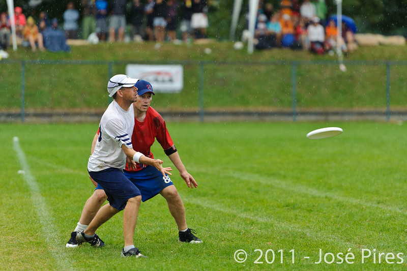 EUC2011, Maribor Slovenia.<br /> Great Britain vs Finland. Final. Master Division<br /> PhotoId :2011-08-04-0956