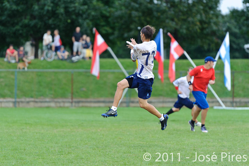 EUC2011, Maribor Slovenia.<br /> Great Britain vs Finland. Final. Master Division<br /> PhotoId :2011-08-04-0825