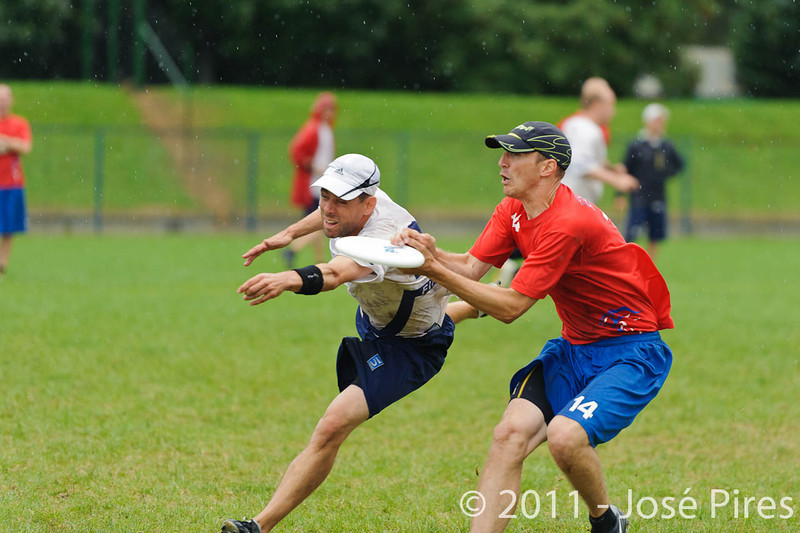 EUC2011, Maribor Slovenia.<br /> Great Britain vs Finland. Final. Master Division<br /> PhotoId :2011-08-04-0999