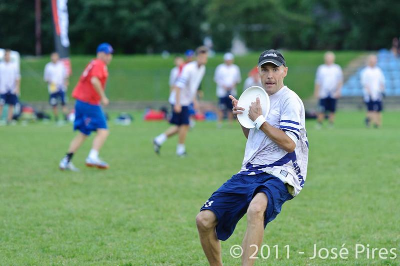 EUC2011, Maribor Slovenia.<br /> Great Britain vs Finland. Final. Master Division<br /> PhotoId :2011-08-04-0842