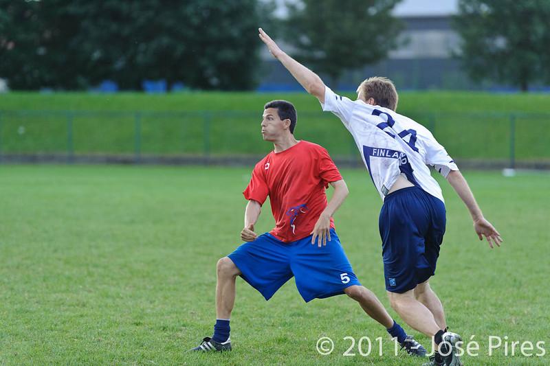 EUC2011, Maribor Slovenia.<br /> Great Britain vs Finland. Final. Master Division<br /> PhotoId :2011-08-04-0868