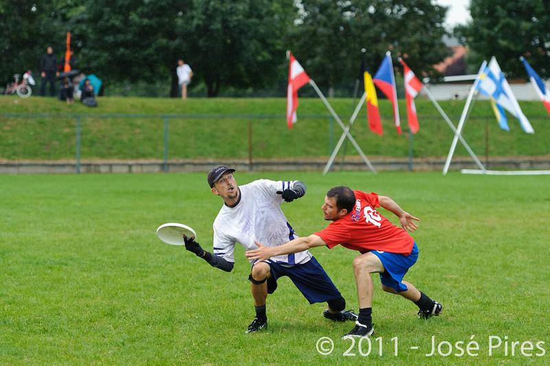 EUC2011, Maribor Slovenia.<br /> Great Britain vs Finland. Final. Master Division<br /> PhotoId :2011-08-04-0930