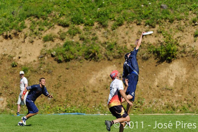 EUC2011, Maribor Slovenia.<br /> Germany vs Finland. Master Division.<br /> PhotoID : 2011-08-02-0865
