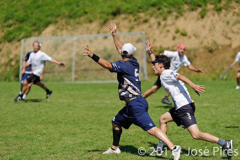 EUC2011, Maribor Slovenia.<br /> Germany vs Finland. Master Division.<br /> PhotoID : 2011-08-02-0864