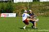 EUC2011, Maribor Slovenia.<br /> Finland vs France. Semi-Final. Master Division<br /> PhotoId :2011-08-03-0915