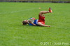 EUC2011, Maribor Slovenia.<br /> Great Britain vs France. Mixed Division.<br /> PhotoID : 2011-08-01-0017