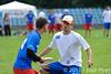 EUC2011, Maribor Slovenia.<br /> Great Britain vs France. Mixed Division.<br /> PhotoID : 2011-08-01-0015