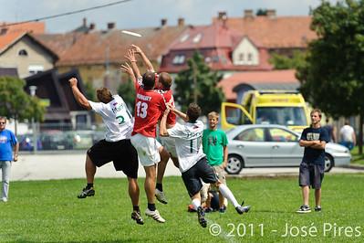 Monday. Mixed. Hungary - Slovenia (16-10)
