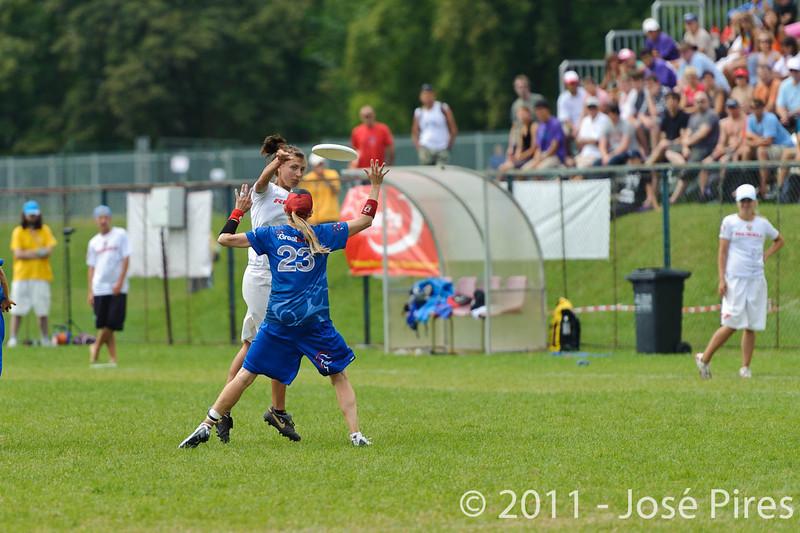 EUC2011, Maribor Slovenia.<br /> Great Britain vs Russia. Final. Mixed Division<br /> PhotoId :2011-08-06-0360